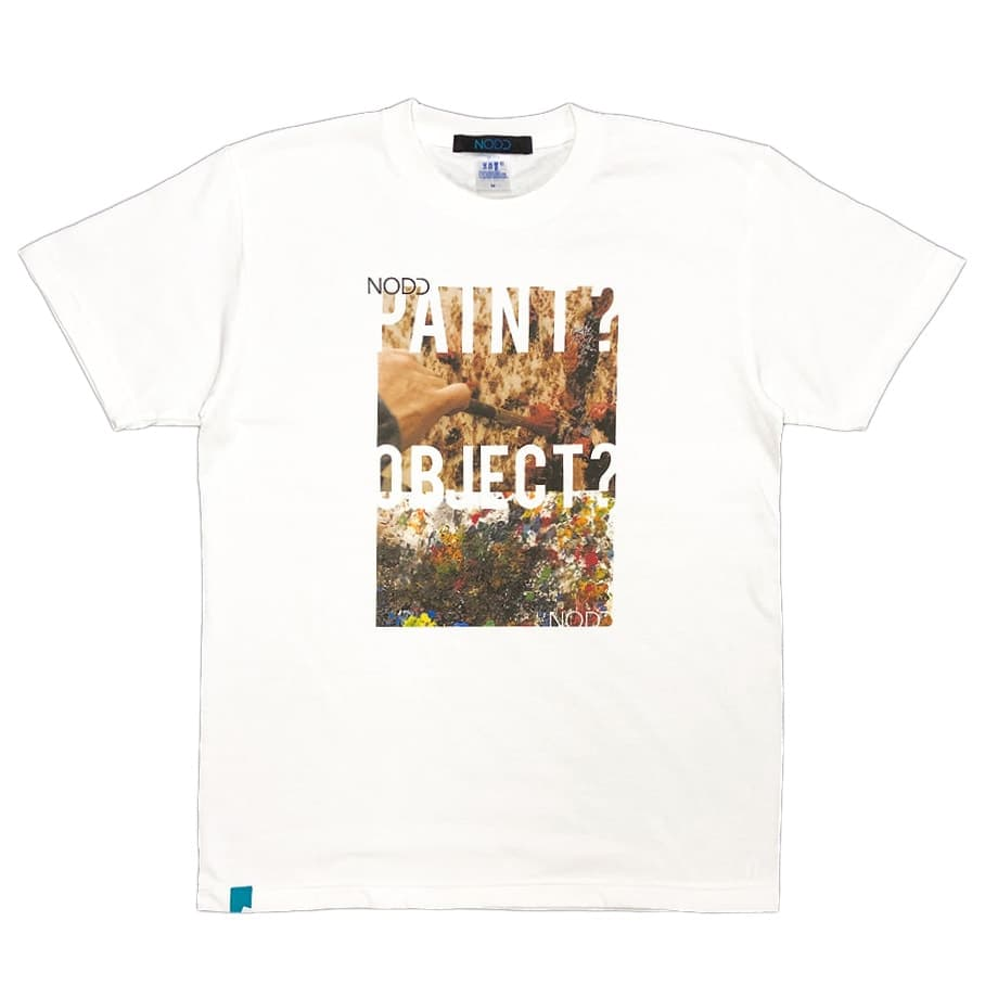 PAINT? OBJECT? T-SHIRT