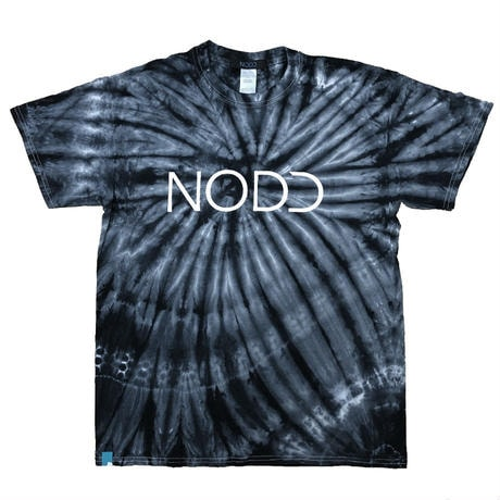 BRUSH PAINT TIE DYE T-SHIRT